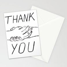 Thank you ! Stationery Cards