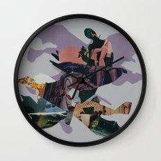 truce Wall Clock