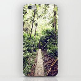 Into the Rainforest iPhone Skin