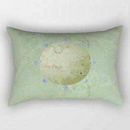 new dawn, with eight blue moons Rectangular Pillow