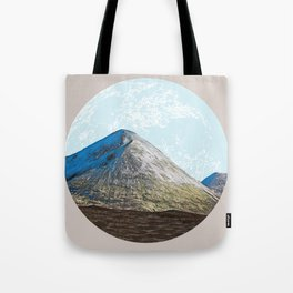 When the whole world is in front of you Tote Bag