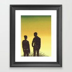 Awestruck Framed Art Print