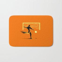 Soccer Bath Mat