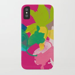 lily 6 iPhone Case