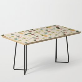 Cactus Coffee Table