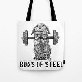 Buns of Steel Umhängetasche