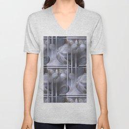 crazy patterns -3- Unisex V-Neck