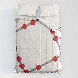 Minimalist People Mover Comforters