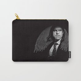 Gangster Engraving Carry-All Pouch