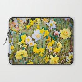 Daffodils 13 Laptop Sleeve