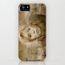 Vanja iPhone Case