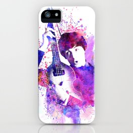 Paul iPhone Case