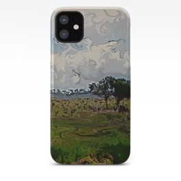 Only Living Boy iPhone Case
