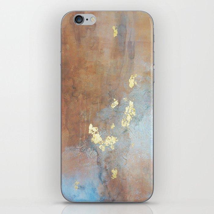 Burning Me Up iPhone Skin