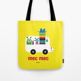 Mec Mec Tote Bag
