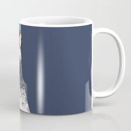 Royal Birds Dress Princess Coffee Mug