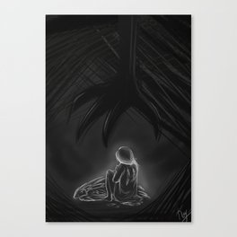 Worthless Canvas Print