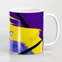 hetalia Mugs featuring gun show by tabby