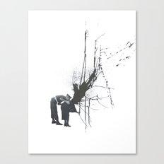 Still Mourning Canvas Print