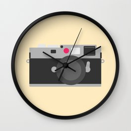 Leica Wall Clock