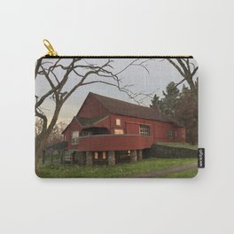 Pearl S. Buck Barn Carry-All Pouch