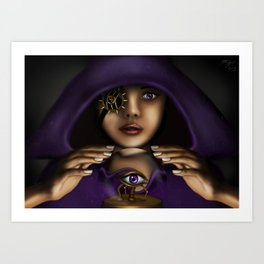 Foresight Art Print