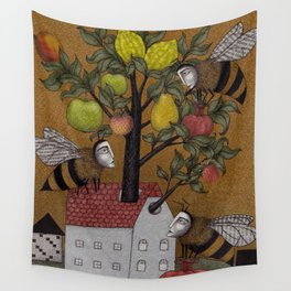 We need the BEE! Wall Tapestry