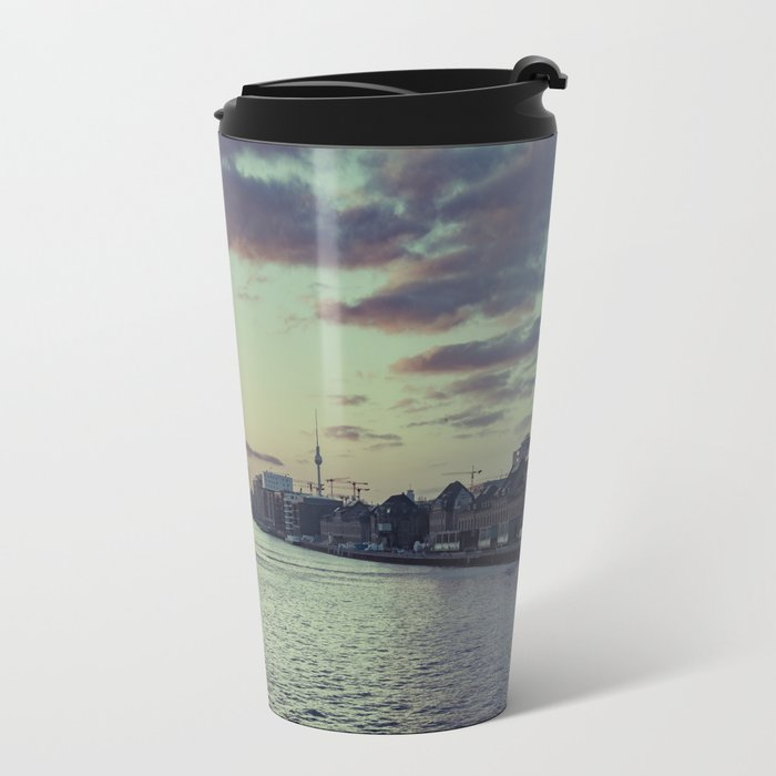 Molecule Man Travel Mug