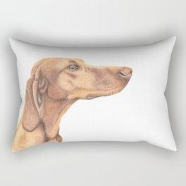 Hungarian Vizsla Rectangular Pillow