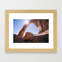 Take a Swing Framed Art Print