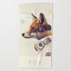 Star Team - Fox Beach Towel
