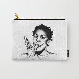 OITNB   Crazy Eyes Carry-All Pouch