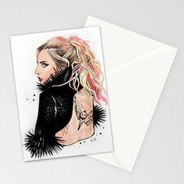 Heavy Metal Lover Stationery Cards