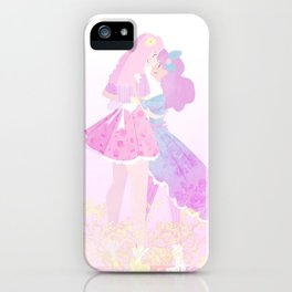Love is the Sweetest Thing iPhone Case