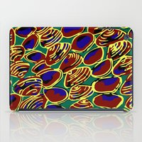 shells iPad Cases featuring Shells by beach please
