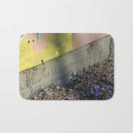 Brimstone Bath Mats | Society6
