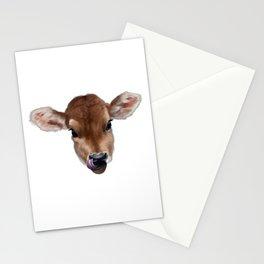 Milky Moo Stationery Cards