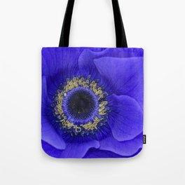 Blue Annie Tote Bag