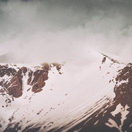 Bath Mat - Into the mountains II - Hraun Photography