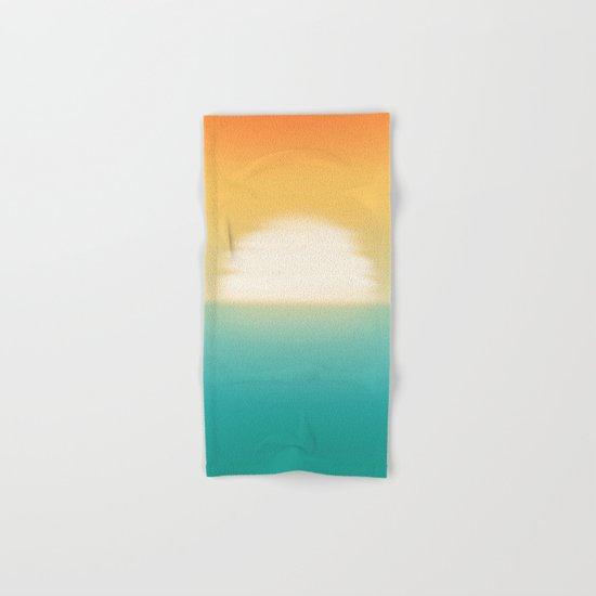 Into the horizon Hand & Bath Towel