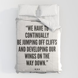 Developing Our Wings Comforters