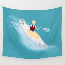 Whitewater Willy Wall Tapestry
