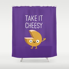 Gouda Bye Shower Curtain