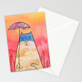 Parasol Stationery Cards