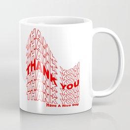 Thank You Coffee Mug
