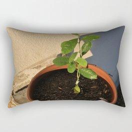 Resilient Rectangular Pillow