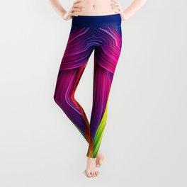 Muster - farbenfroh Leggings