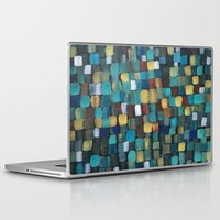 klimt Laptop & iPad Skins featuring New Klimt  by Angela Capacchione