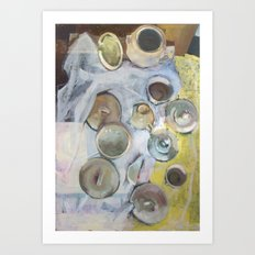 Porcelain2 Art Print