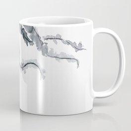 Jellyfish - Ink Coffee Mug